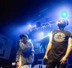 Aniversario Muchacalle rap malaga elpho