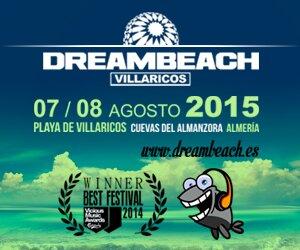 Dreambeach sorteo entradas
