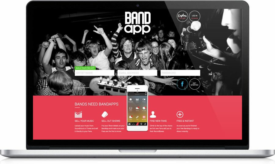 Herramientas gratuitas para gestionar y promocionar tu música online bandapp
